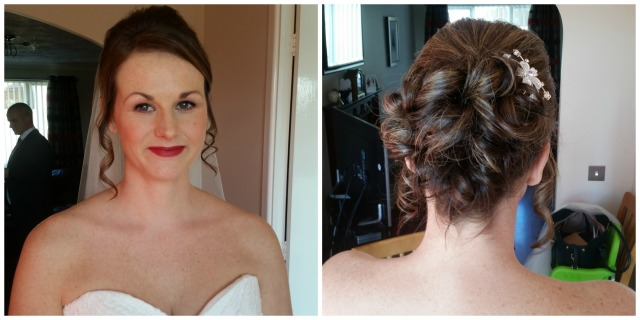 Amys bridal hair and make up by grace kingsley