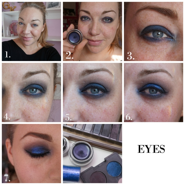 Eye tutorial by grace kingsley